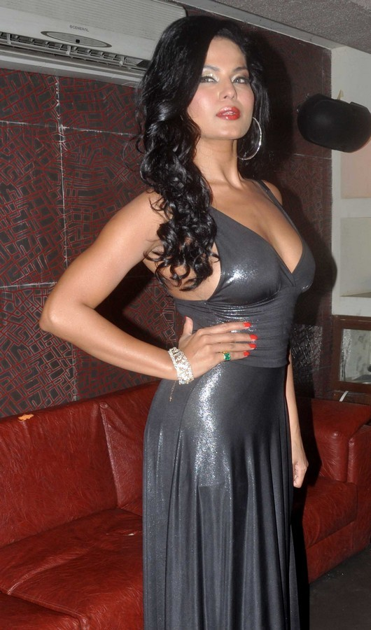 Veena Malik hot event show, Veena Malik in sexy gown, Veena Malik hot pictures