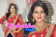 Visakha Singh hot photos, Visakha Singh in red saree,