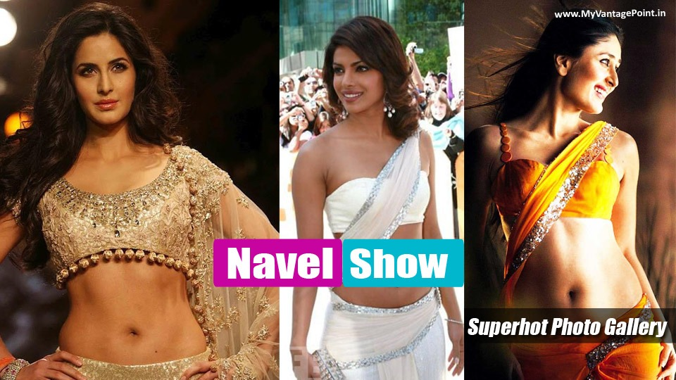 navel photos of bollywood actress, Hot Navel Show of Bollywood actress
