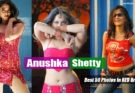 Anushka Shetty hottest pictures, Anushka Shetty hot in red dress