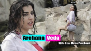 Archana Veda Hot Sexy Wet Stills from Movie Panchami