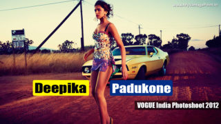 Deepika Padukone Very Hot Unseen Pics From Vogue Photoshoot