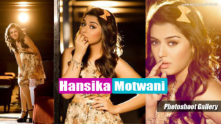 Hansika Motwani Latest Cute Photoshoot Stills