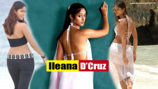 Ileana D'Cruz : Hottest BACKSHOW Collection of South Indian Hottie !!!