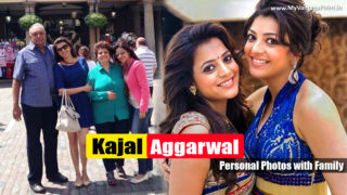 Kajal Aggarwal Latest Hot Unseen Stills With Sister Nisha Agarwal, Family & Friends