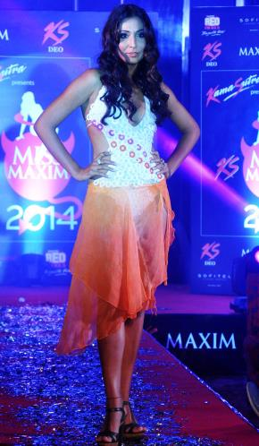Kamasutra Miss Maxim 2014 finale Hot Models on Ramp - VP (10)