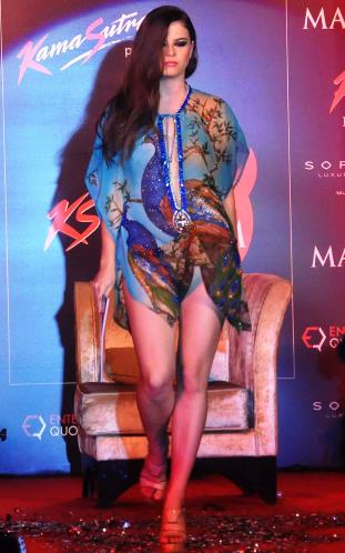 Kamasutra Miss Maxim 2014 finale Hot Models on Ramp - VP (15)