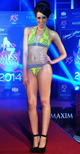Kamasutra Miss Maxim 2014 finale Hot Models on Ramp - VP (17)
