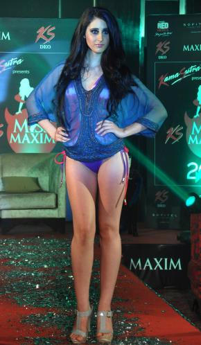 Kamasutra Miss Maxim 2014 finale Hot Models on Ramp - VP (18)