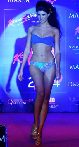 Kamasutra Miss Maxim 2014 finale Hot Models on Ramp - VP (20)