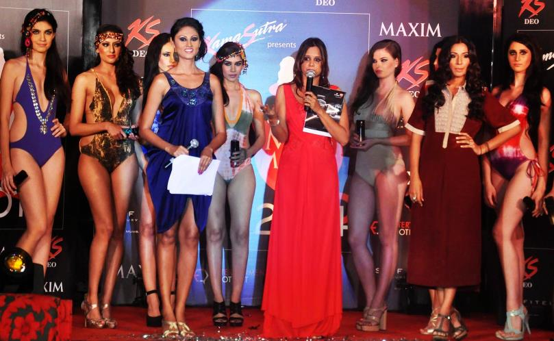 Kamasutra Miss Maxim 2014 finale Hot Models on Ramp - VP (22)
