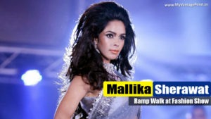 Read more about the article Mallika Sherawat Sexy Ramp Walk In A Fashion Show