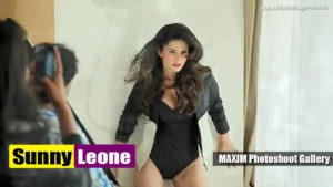 Read more about the article Sunny Leone's Sneak Pics from MAXIM Photoshoot..Don't Miss it !!
