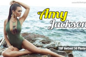 Amy Jackson Hottest photos in Bikini