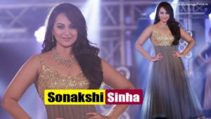 Read more about the article Sonakshi Sinha Ramp Walk For A Fashion Show