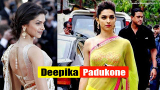 Top 50 Photos of Deepika Padukone in Saree