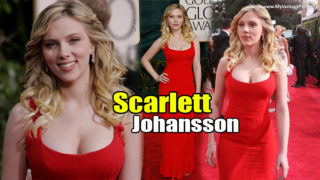 Scarlett Johansson : Best 30 Photos of The Hollywood Hottie