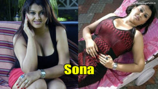 Sona : South Indian Hot Actress Wet Photos In Swimsuit/Bikini
