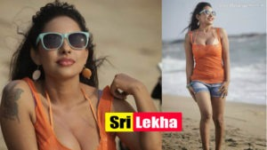 Read more about the article Srilekha Reddy – South Indian Hottie Sexy Show at Beach Photoshoot