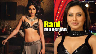 Top 50 Rani Mukherjee Hot Photos – The Dusky Hottie of Bollywood