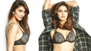 Vaani Kapoor Sizzling Hot FHM Magazine Photoshoot :HOT AS HELL !!!