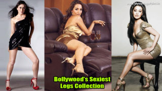 BOLLYWOOD HOTTEST LEGS SHOW EVER : Bollywood Hotties Sexy Legs & Thigh Show Collection in Mini Skirt and Short Dresses