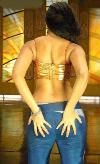 Anushka Shetty Hot Spicy Sexy Backshow in Saree  & Mini Tight Dresses..DAMN HOT - VP (62)