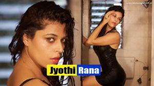 Jyothi Rana : Hot and Sexy Actress and Model Spicy Wet Thighs Show Stills