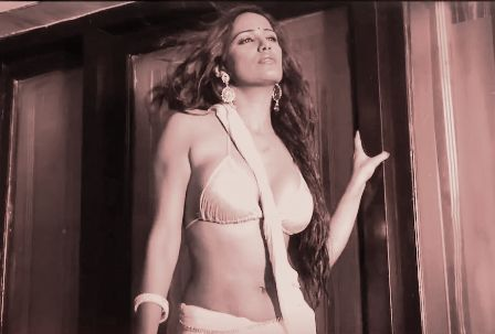 Poonam Pandey Smoking & Spicy Shoot Caps in Saree…HOT AS HELL!!!