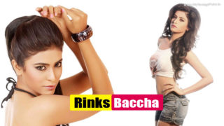 Rinks Baccha Hot Indian Model & Actress Photoshoot Stills