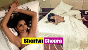 Sherlyn Chopra's Extremely Hot Photos from her Personal Collection HOT AS HELL!