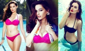 Read more about the article Uber-Sexy Evelyn Sharma in Sexy Bikini Photoshoot ..HOT AS HELL!