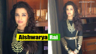 Aishwarya Rai Inaugurating 3 Kalyan Jewellers Showroom at Delhi Looking Stunning