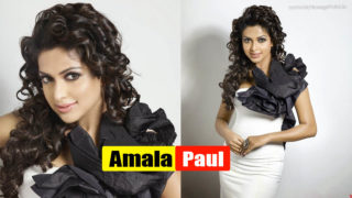 Amala Paul – Hottest Sexy Photoshoot Stills of South Indian Beauty