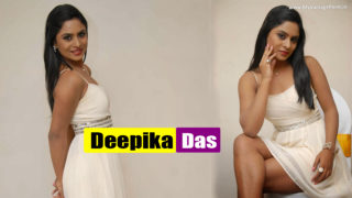 Deepika Das Kannada Hot Actress Sexy Navel and Thigh Show Stills