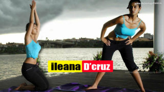 Ileana Hot Figure Secret is out and its YOGA
