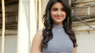 Parneeti Chopra Beautiful Stills from a Press Conference