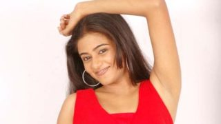 Priyamani Sweet Cute Pics in Sexy RED Top & White Skirt