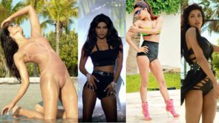 Priyanka Chopra's Exotic Music Video HD Caps with Pitbull in Bikini – TOO HOT TO HANDLE!!!