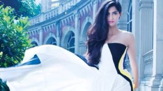 Sonam Kapoor's Stunning  Photoshoot for Hi Blitz magazine