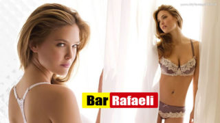 Supermodel Bar Rafaeli's Super Sexy Spicy Pics Photo Gallery