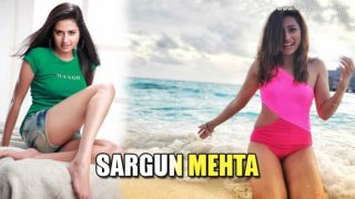 Sargun Mehta – TV Actress Photo Gallery | Biography | Age | Family | Favorites | Figure | Profile