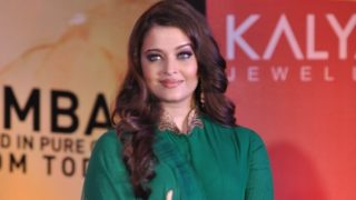 AISHWARYA RAI Gorgeous at Opening Of Kalyan Jewelers Store , Thane Mumbai