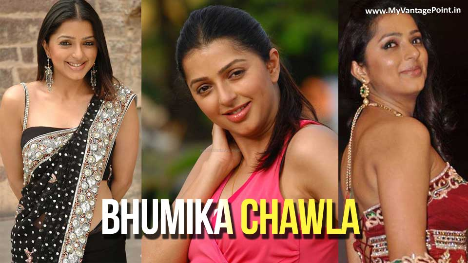 Bhumika Chawla – Some of the Best Pictures of South Beauty   Photo Gallery
