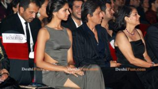 Deepika Padukone Hot Show at Cosmopolitan awards with Shahrukh Khan