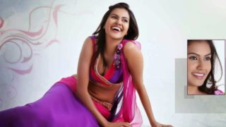 Hot Indian Model and Actress Akshara Portfolio Gallery