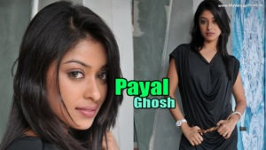Read more about the article Payal Ghosh – Sexy South Indian Actress Hot Photoshoot in Black Dress Stills