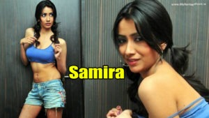 Hot and Sexy Indian Model Samira Spicy Photoshoot Stills