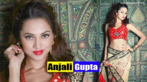 Read more about the article Hot Model and Actress Anjali Gupta Gorgeous Portfolio Pictures