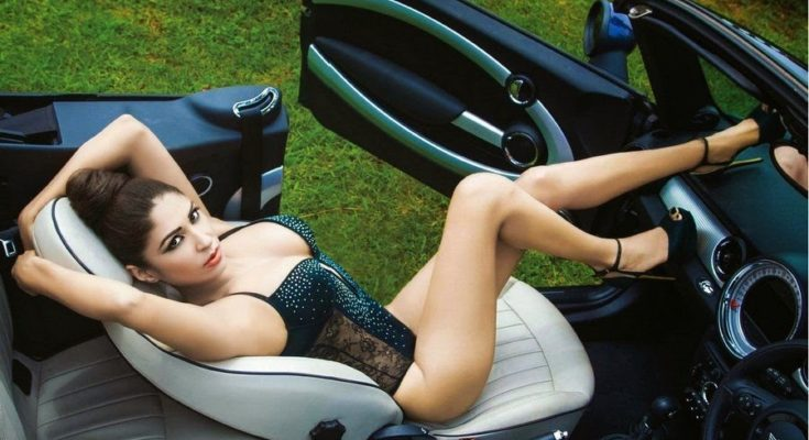 Indian Hot Model Pooja Misrra HQ Pics from FHM Magazine Photoshoot Sep'14